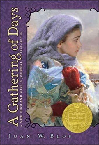 A Gathering of Days: A New England Girl's Journal, 1830-32 book