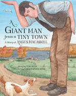 A Giant Man from a Tiny Town book
