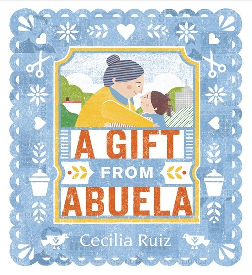 A Gift from Abuela Book