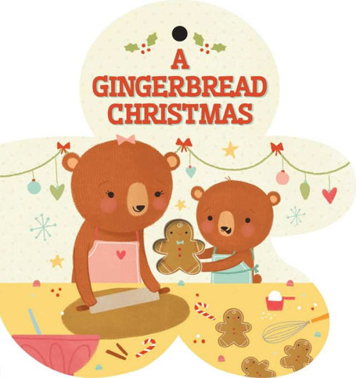 A Gingerbread Christmas book