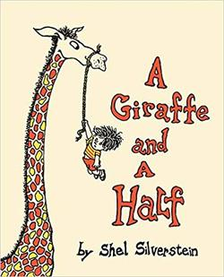 A Giraffe and a Half book