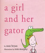 A Girl and Her Gator book
