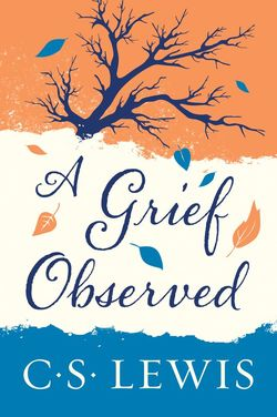 A Grief Observed book