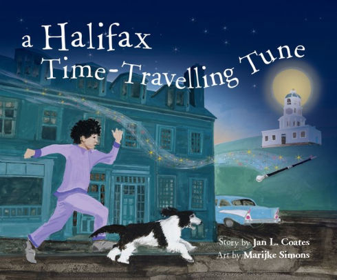 A Halifax Time-Travelling Tune book