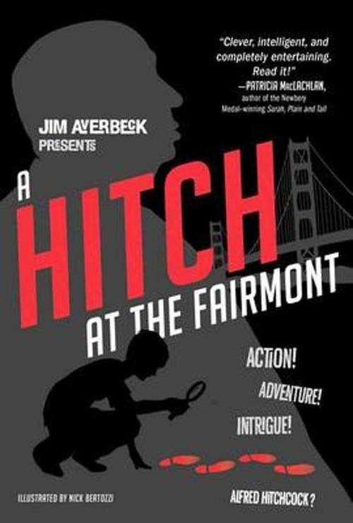A Hitch at the Fairmont book