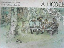 A Home book
