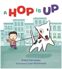 A Hop Is Up book