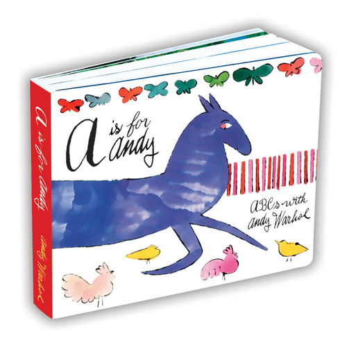 A is for Andy book