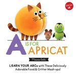 A is for Apricat book