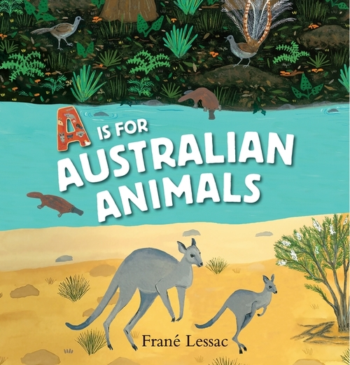 A Is for Australian Animals book