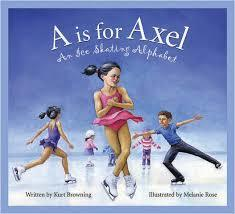 A is for Axel book