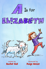 A Is for Elizabeth book