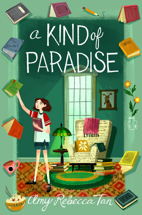 A Kind of Paradise book