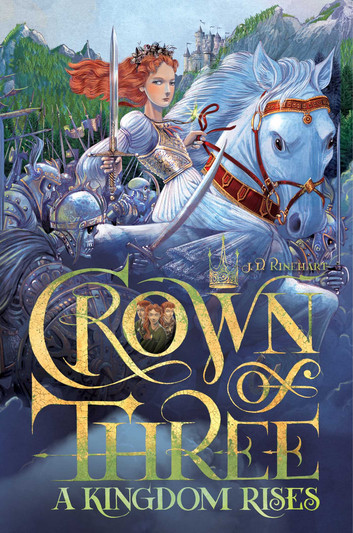 A  Kingdom  Rises book