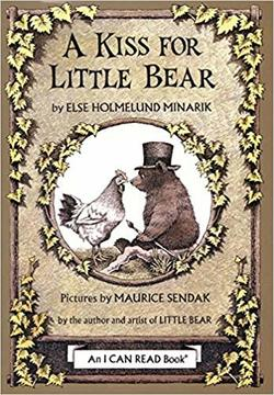 A Kiss for Little Bear book