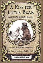 A Kiss for Little Bear book