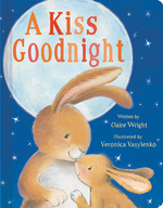 A Kiss Goodnight book