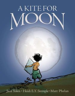 A Kite for Moon book