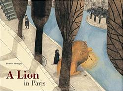 A Lion in Paris Book