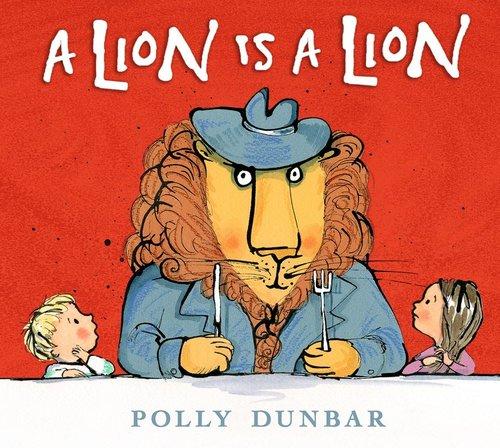 A Lion Is a Lion book