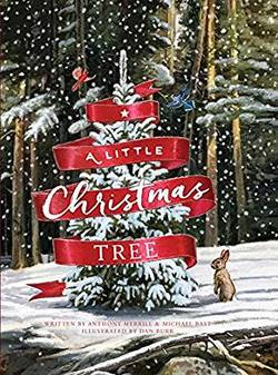 A Little Christmas Tree book