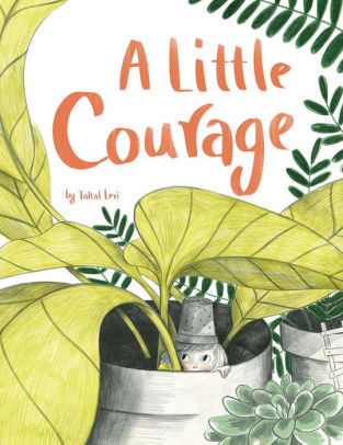 A Little Courage book