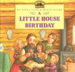 A Little House Birthday book