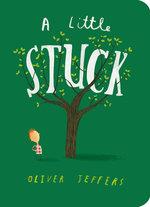 A Little Stuck book
