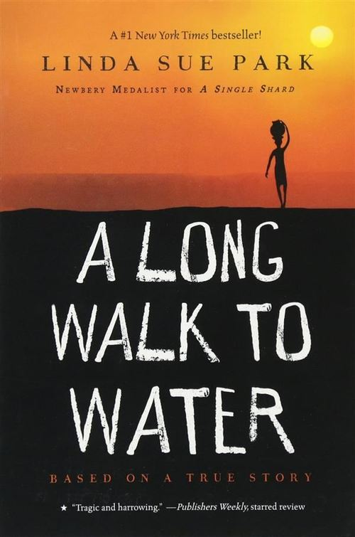 A Long Walk to Water book