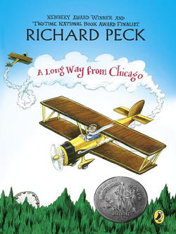 A Long Way from Chicago Book