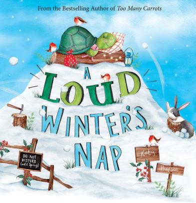 A Loud Winter's Nap book