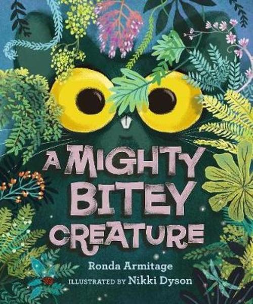 A Mighty Bitey Creature book