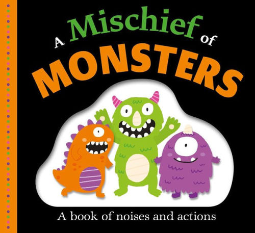 A Mischief of Monsters book