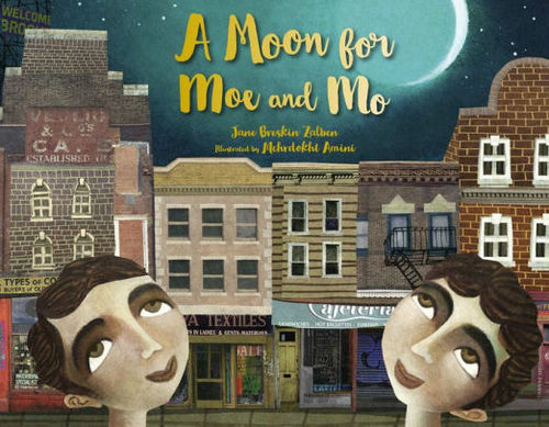 A Moon for Moe and Mo book