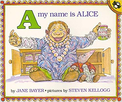 A, My Name Is Alice book
