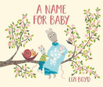 A Name for Baby book