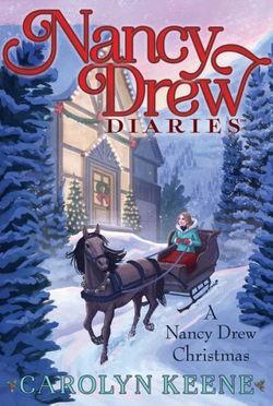 A Nancy Drew Christmas book