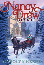 A Nancy Drew Christmas book