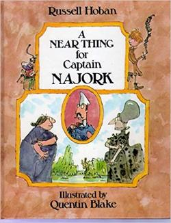 A near thing for Captain Najork book