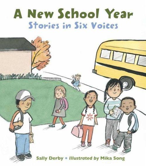 A New School Year book