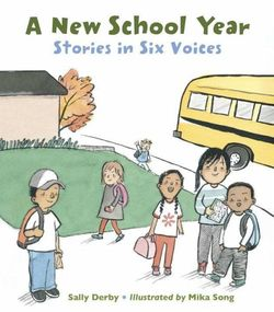 A New School Year book