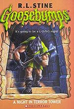 A Night in Terror Tower book