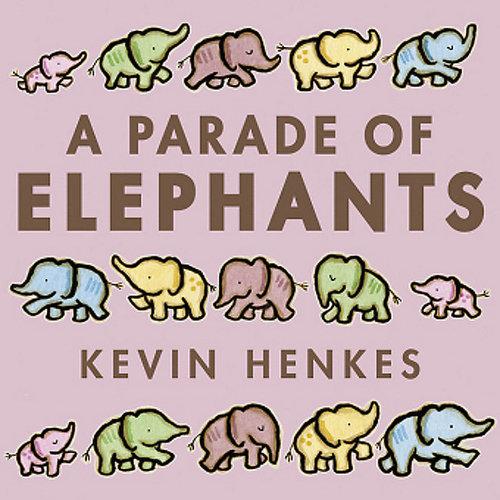 A Parade of Elephants book