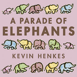 A Parade of Elephants book