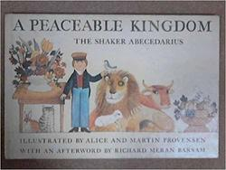 A Peaceable Kingdom: The Shaker Abecedarius book