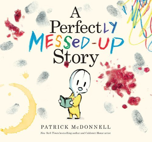 A Perfectly Messed-Up Story book