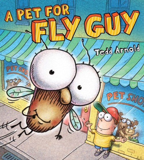 A Pet for Fly Guy book
