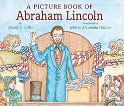 A Picture Book of Abraham Lincoln book