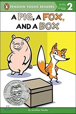 A Pig, a Fox, and a Box book