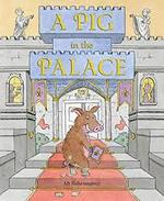 A Pig in the Palace book